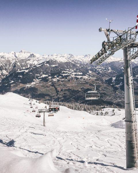 Frühlingsskilauf am Golm ➲ Kommst Du nochmal vorbei oder hast Du Deine Ski ...