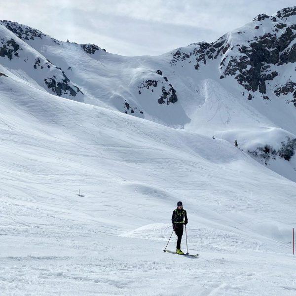 ☺️ und jetzt kommt nochmal schnee! #alps #paradise #homeiswherethemountainsare #insearchofup #snow #spring #skimo ...