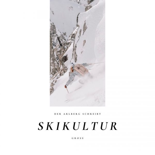 Das Skifahren ist am Arlberg Zuhause und bringt uns alle an einem Ort ...