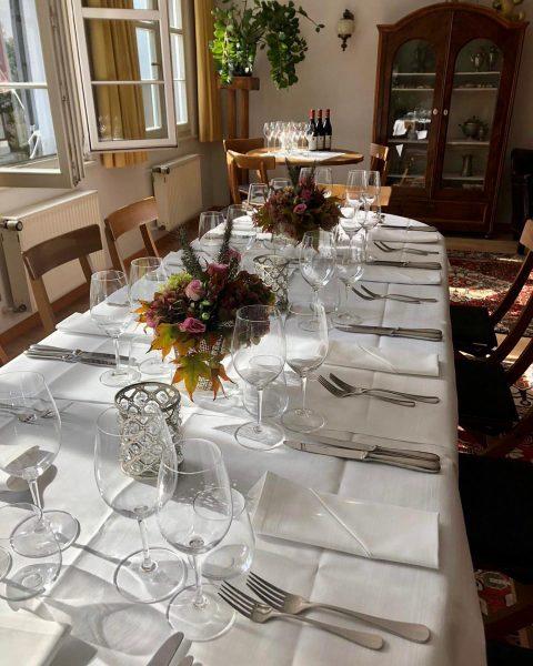 Entdecken Sie unser Private Dining Angebot - Verwöhnt von der Küche und dem ...