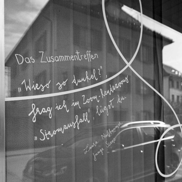 Noch ein paar Tage kannst du die #fensterpoesie in der @stadt_hohenems genießen! Du ...
