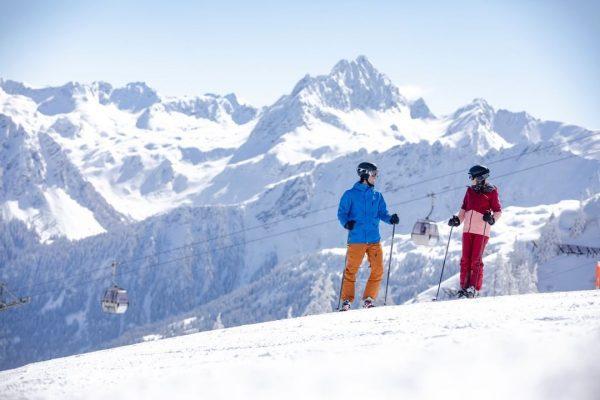 Die letzten traumhaften Pistentage eines außergewöhnlichen Winters sind gezählt... ❄ 📸 Montafon Tourismus ...