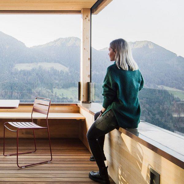 Bergfrieden. #baumeisterjuergenhaller #häusermitseele #laternsertal #vorarlberg #austria #architektur #architecture #modernarchitecture #archidaily #baumanagement #constructionmanagement #holzbau ...