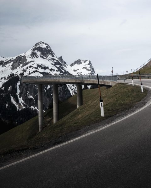 Roads like these. That's all we need.. Hochtannbergpass
