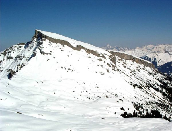 Ski tour to the Hählekopf (2058 m) in great spring weather. Simply enjoyable ...