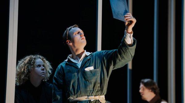 Das Burgtheater zu Gast bei den Bregenzer Festspielen: Am 17. und 18. April ist William Shakespeares RICHARD...