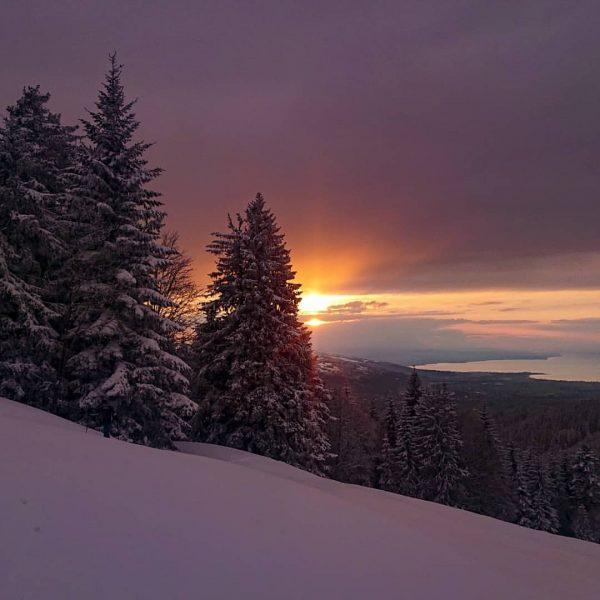 Einfach nur traumhaft ⛷️🏔️⛷️🏔️⛷️🏔️⛷️🏔️⛷️🏔️⛷️🏔️⛷️🏔️⛷️🏔️⛷️🏔️⛷️ #bödele #bödeleskiing #6850dornbirn #visitdornbirn #bodenseevorarlberg #daheimwoandereurlaubmachen #paradiesisch #sonnenuntergang #dorabira ...