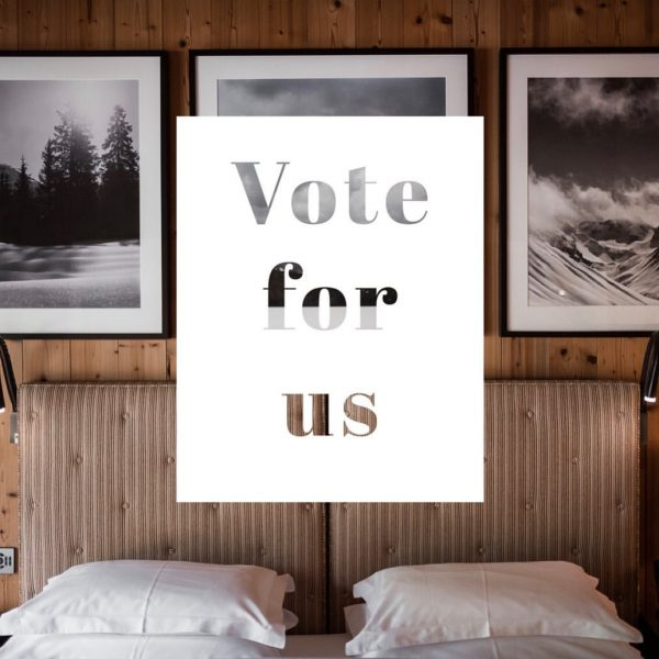 We are nominated! Vote for Aurelio Lech as Austria's Leading Boutique Hotel 2021. Link in bio. @worldtravelawards...