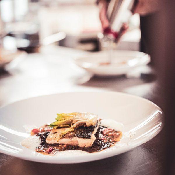 Die Gerichte, die unser Küchenchef Oliver Fleisch und sein Team im Zuge unserer ...