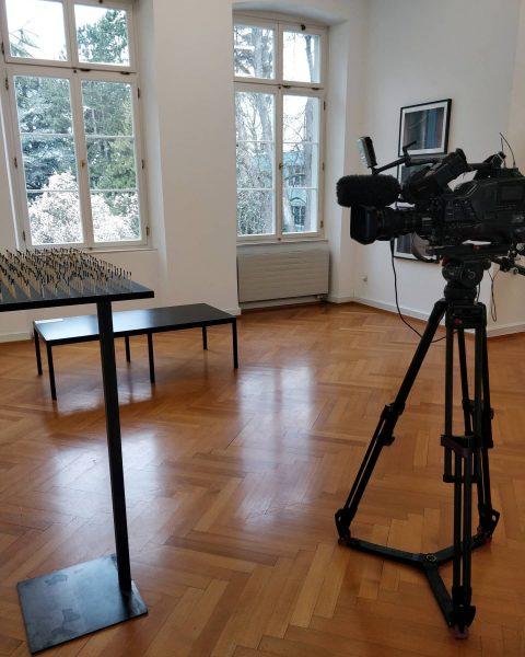 Den gesamten ORF-Beitrag zu den drei aktuellen Ausstellungen im Künstlerhaus gibt es hier zu sehen: Der Link...