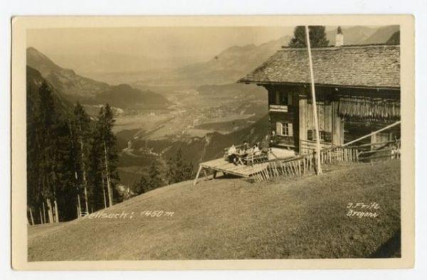 Gasthof Alpenrose am Rellseck, @@[165623173505105:274:Bartholomäberg] #montafon #meinmontafon #visitmontafon #montafonermuseen #montafonarchiv #heimatschutzvereinmontafon #muntafu #vorarlberg ...