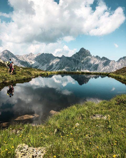 VORFREUDE... auf den Bergsommer. ❤️ Die Sehnsucht nach den Bergen wächst von Tag zu Tag. ⛰ Wohin...
