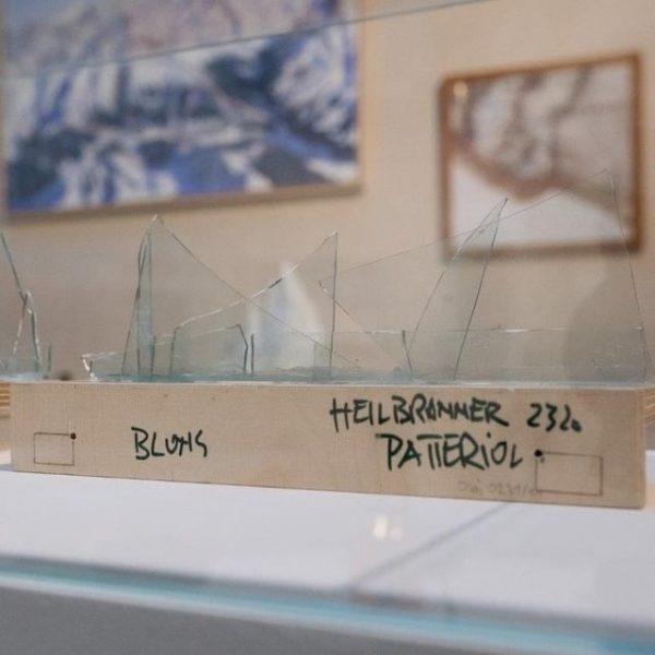 Harald Gfader Bergpaneele, 2012 Silberbromitfotos, Holz, Glas (Obj 0231/1-13) Der aus #Feldkirch stammende ...