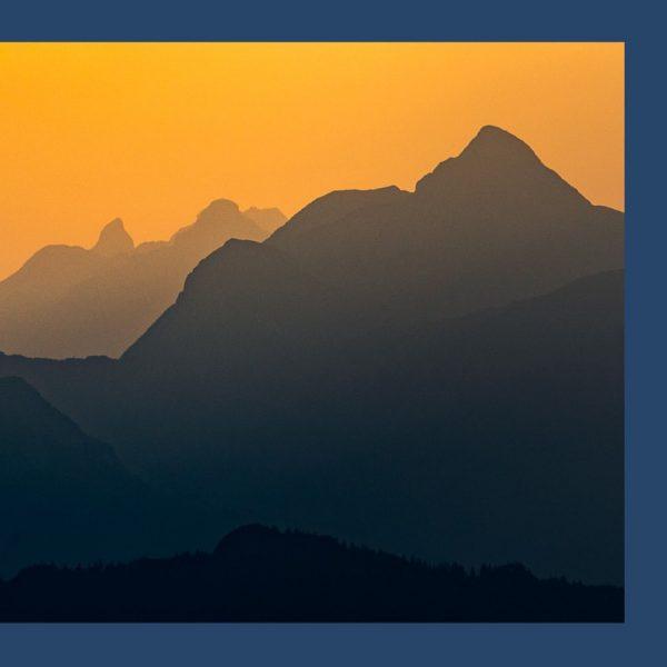 Dieser Sonnenuntergang rockt! Ein Tag geht zu Ende - und der Neustart ist ...