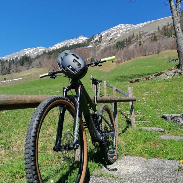 ☀️☀️Traumhaftes Wetter☀️☀️ #cube #biken #sonne #berge #kanisfluh #mellau #ahornen #au #sportbroger #frühling #visitaustria #bregenzerwald #vorarlberg #österreich #aussicht...