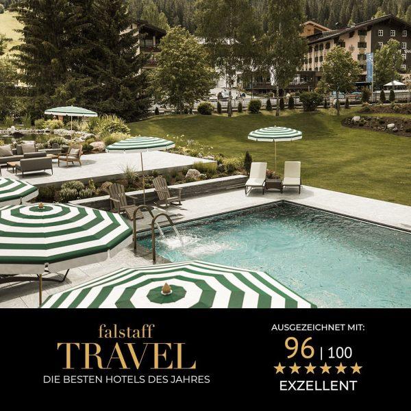 Ausgezeichnet mit 96/100 Punkten im Fallstaff Travel Guide 🏆 Vielen Dank für jedes ...