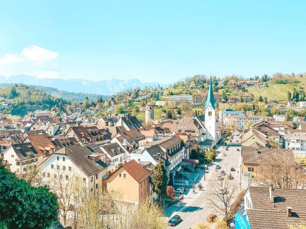 Such a nice view over the city🌤 @feldkirch @visitvorarlberg . . #feldkirch #vorarlberg ...