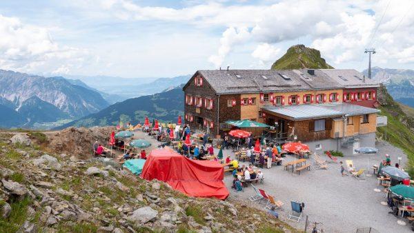 Jazz auf der Schutzhütte | Montafoner Resonanzen 2020 | Vorarlberg