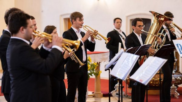 Eröffnungskonzert Montafoner Resonanzen 2020 | Austrian Brass Consort Montafon | Vorarlberg