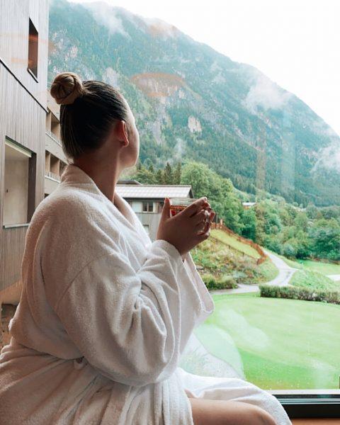 Silence speaks when words can't #ausblickgeniessen #teatime #silence #happygirl #thankful #travel #austria #relaxing ...
