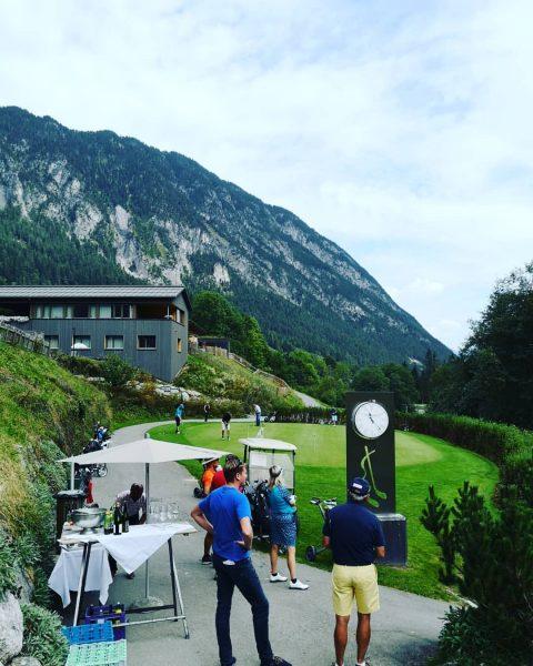 Die alljährliche Golfwoche bei Traumwetter. Golfer-Herz was willst du mehr 🙂 #sarotla #visitvorarlberg ...