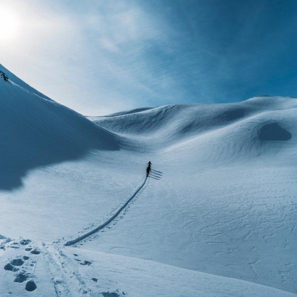 Mit lieben Menschen an der Seite ist kein Berg zu hoch und kein Schnee zu tief 😍...