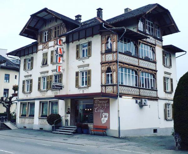 Das Café/die Konditorei Danner in Dornbirn-Hatlerdorf - eine Institution und prämiert Dass Dornbirn-Hatlerdorf viel zu bieten hat,...