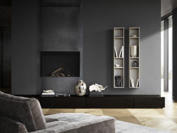 Mit seinem schlanken, eleganten und exklusiven Design erfüllt Lugano mit Leichtigkeit all deine Anforderungen an eine Aufbewahrungslösung....