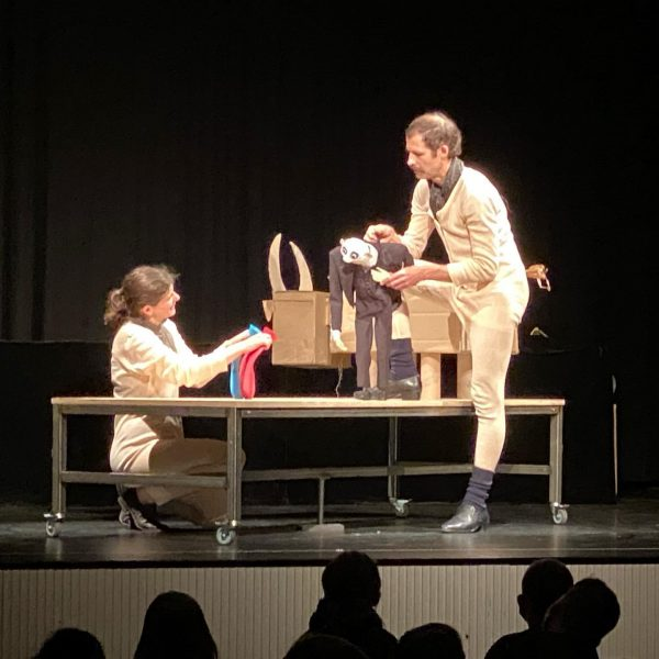 #fantasie #details #materialsprache #formensprache #figurentheater #homunculus #h30 #hohenems #visitvorarlberg #tamstheater #schlimmesende Homunculus Figurentheater