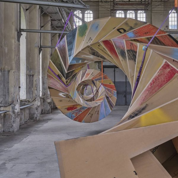 Gleitende Eröffnung UNPREDICTABLE Peter Sandbichler im Kunstraum Dornbirn Heute 6. Mai 16-20 Uhr ...