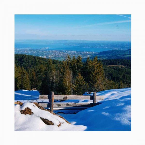 Wandern mit Blick zum Bodensee ♡, 📍Wanderparadies Bödele-Schwarzenberg 🤗 Danke zum Muttertagswochenende an ...