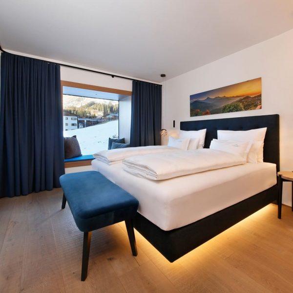 Alle Apartments sind mit exklusiven Materialien eingerichtet. ✨ Handgefertigte Rosshaar-Matratzen. ✨ Edle, regionale ...