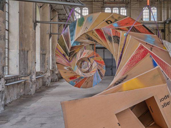 Besondere Perspektiven eröffnet die neue Ausstellung
