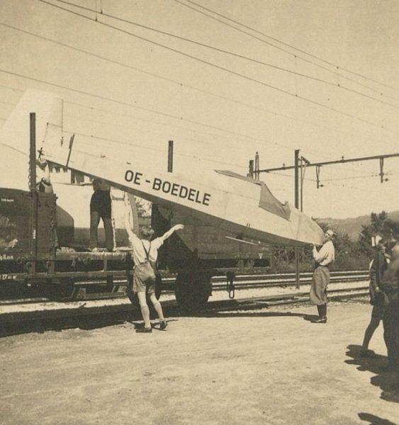 Bödele Baby Das Grunau Baby wurde von Edmund Schneider als Übungsflugzeug konstruiert. Der ...