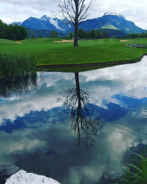 Wie ein großer Park - der Golfplatz in Rankweil! ⛳ . . #rankweil ...