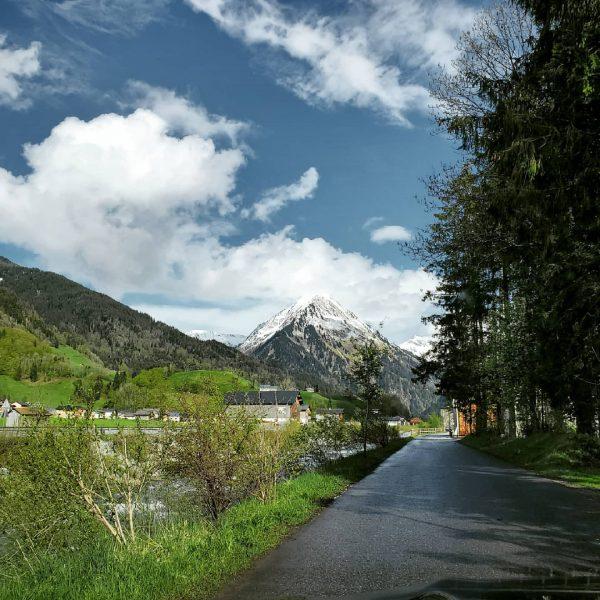 Mixed weather days - it should turns warmer next week 😎 #berghofschroecken #spring ...