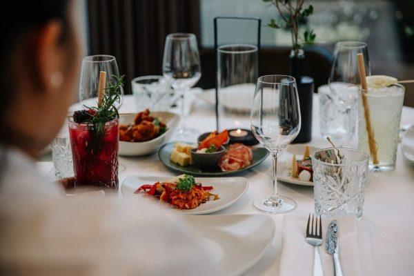 TIsch für heute Abend schon reserviert? 🍽 Restaurant E3 im Montforthaus