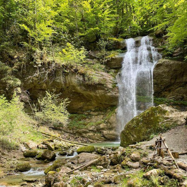 Wasserfallrunde Alberschwende @michaela_patricia #bregenzerwald #alberschwende #vorarlberg #hike #waterfall