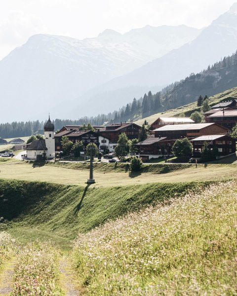 Vacation mood ON 🌿⛰ Welcome to ROTE WAND GOURMET HOTEL. A place of ...