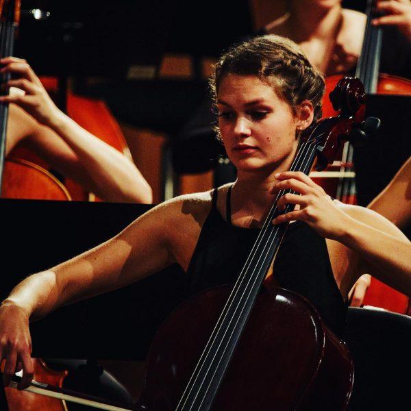 Schubert Oktett, Violoncello: Hannah Eberle Landeskonservatorium Vorarlberg 30. Mai, 11 und 17 Uhr, ...
