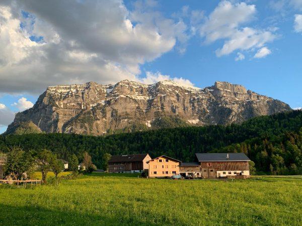 Last day....Next stop Zürich 🤗 #bregenzerwald #bizau #roadtrip #mellau #holiday #enjoylife Biohotel Schwanen ...