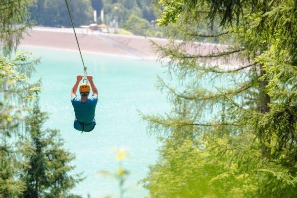 Ab heute geht es endlich wieder los: Wer Adrenalin pur erleben möchte, kann das am Erlebnisberg Golm...