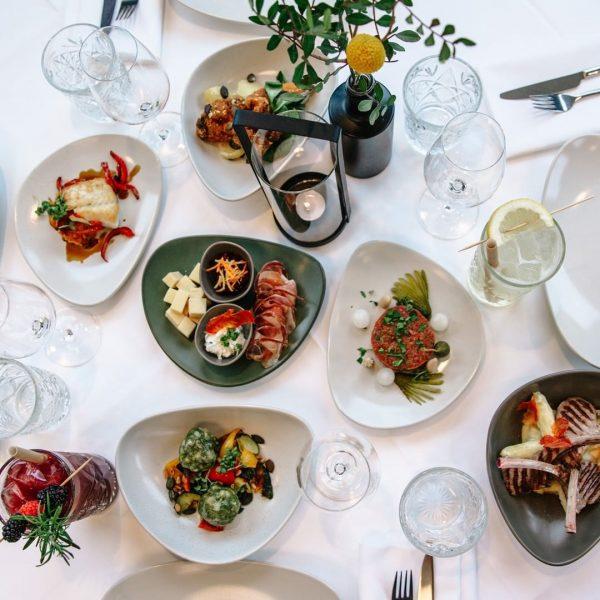 Tapas, Tapas, Tapas 🥳🥳 #alpinefood #österreich #tapas Restaurant E3 im Montforthaus