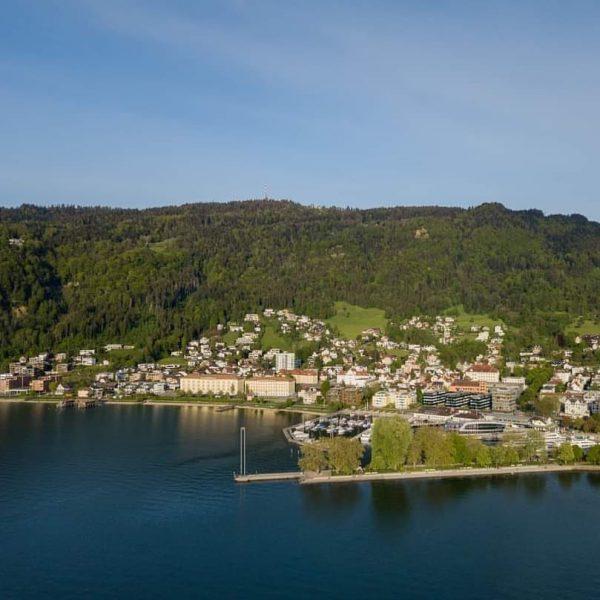 Traumwetter heute hier am Bodensee - der Pfänder wartet auf euch! 🥰 Pfänderbahn