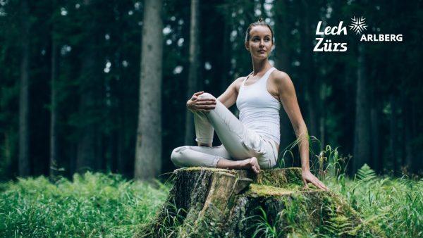Yoga am Berg - Lech Zürs am Arlberg