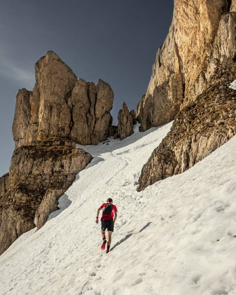 WAS MEINT IHR? . Für welchen Durchschlupf zum Gipfel des Hohen Ifen hat ...