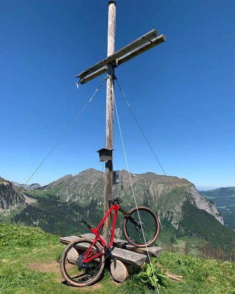 Top on the Mountain💪😄 Komm und teste ein Simplonbike mit Garmin Edge und ...