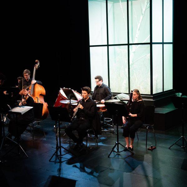 Impressionen und #throwback (1/2) zu unseren Debütkonzerten im Theater Kosmos mit den wunderbaren ...