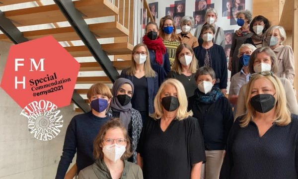 Frauenmuseum Hittisau erhält EMYA-Award Eine von sechs speziellen Auszeichnungen (Special Commendations) des Europäischen ...