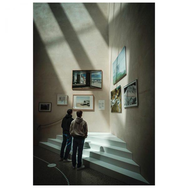 Day 841: #lightandshadow #colour #mates #photography #musuem #contrast #visitvorarlberg #visitbregenz #sigma16mmf14 Vorarlberg Museum